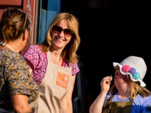 Picture of Tracey at Flower Pod