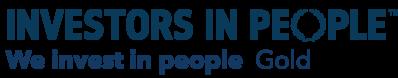 Investors in People Gold Award Logo
